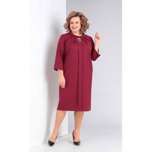 ORHIDEYA LUX 989 Платье (бордо)