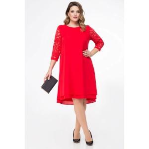 PANDA 424880 Платье (красный)