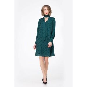 PANDA 425080 Платье (изумруд)