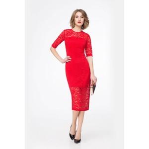 PANDA 425180 Платье (красный)
