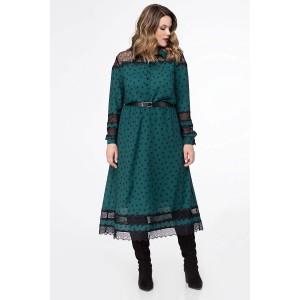 PANDA 426180 Платье (изумруд)