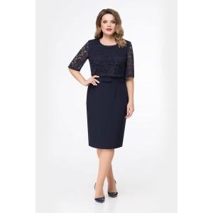 PANDA 427480 Платье (темно-синий)