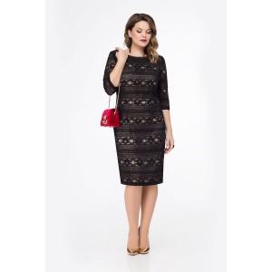 PANDA 428580 Платье (черный)