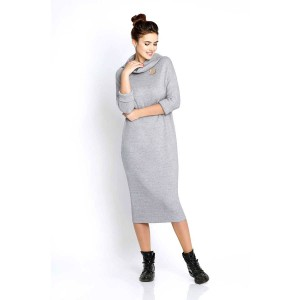 PIRS 248 Платье (серый)