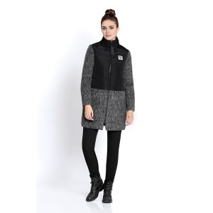 PIRS 272 Пальто (серый/черный)