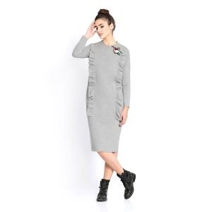 PIRS 299 Платье (серый)
