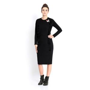 PIRS 299 Платье (черный)