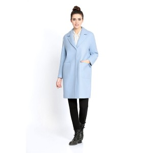 PIRS 301 Пальто (голубой)
