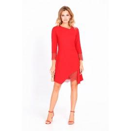 PIRS 563 BM Платье (красный) ..