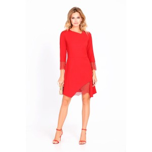 PIRS 563 BM Платье (красный)