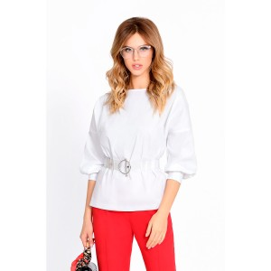 PIRS 620 Блуза (белый)