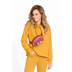 PIRS 668 Джемпер (желтый)