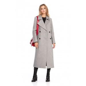 PIRS 801 Пальто (серый)