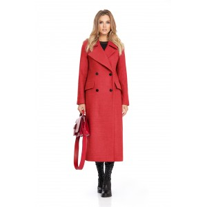 PIRS 801 Пальто (красный)