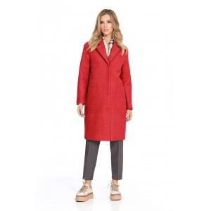 PIRS 814 Пальто (красный)