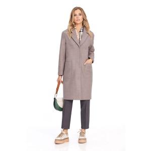 PIRS 814 Пальто (серый)