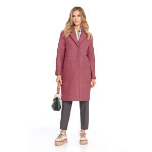 PIRS 814 Пальто (грязно-розовый)