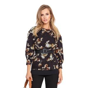 PIRS 828 Блуза (цветы)