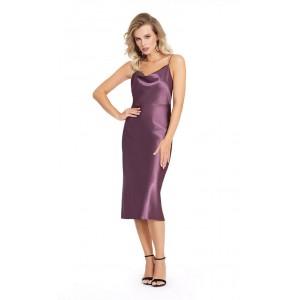 PIRS 873 Платье (ежевичный)