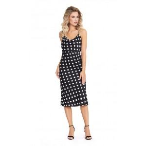PIRS 873 Платье (горохи)