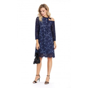 PIRS 882 Платье (синий)