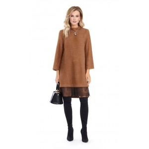 PIRS 883 Платье (карамель)