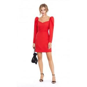 PIRS 899 Платье (красный)