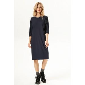 PRESTIGEMODA 3297 Платье (синий)