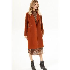PRESTIGEMODA 3750 Пальто (терракот)