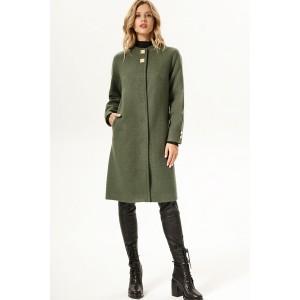 PRESTIGEMODA 3760 Пальто (оливковый)