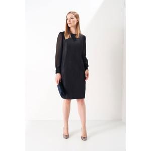 PRESTIGEMODA 3786 Платье (черный)