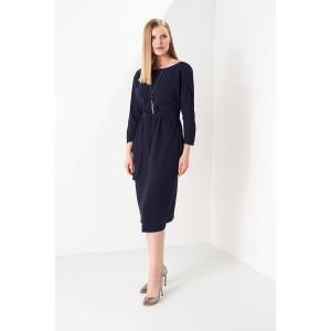PRESTIGEMODA 3789 Платье (синий)