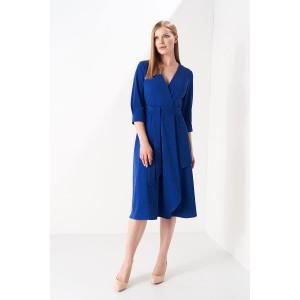 PRESTIGEMODA 3792 Платье (синий)