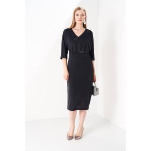 PRESTIGEMODA 3794 Платье (черный)