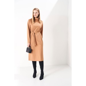 PRESTIGEMODA 3795 Платье (бежевый)
