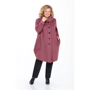 PRETTY 485 Пальто (розовый)