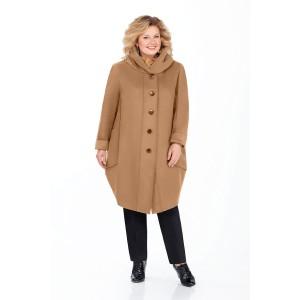 PRETTY 485 Пальто (бежевый)