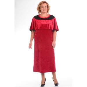 PRETTY 573 Платье (красный)