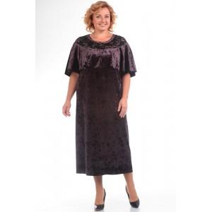 PRETTY 573 Платье (фиолетовый)