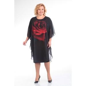 PRETTY 616 Платье черный