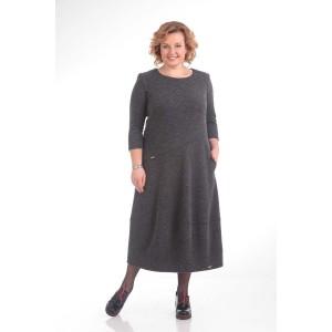 PRETTY 657 Платье (темно-серый)