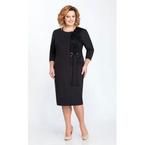 PRETTY 806 Платье (черный)