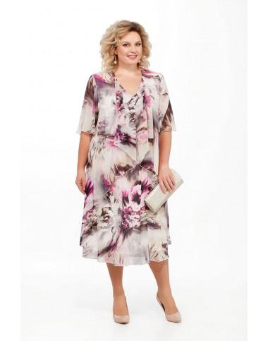 PRETTY 899 Платье (цветы)