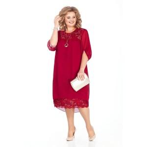 PRETTY 917 Платье (красный)