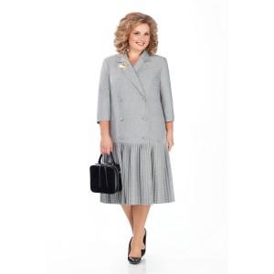 PRETTY 923 Платье (серый)