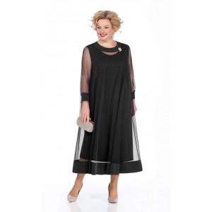 PRETTY 969 Платье (черный)