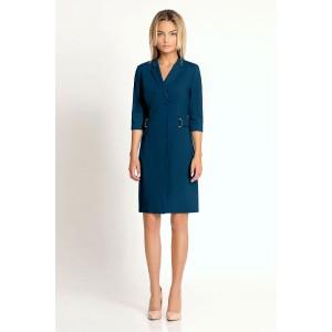 PRIO 164480 Платье светло-синий