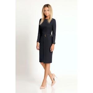 PRIO 164980 Платье черный