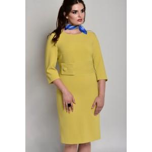 ROMA MODA M151 Платье (горчица)