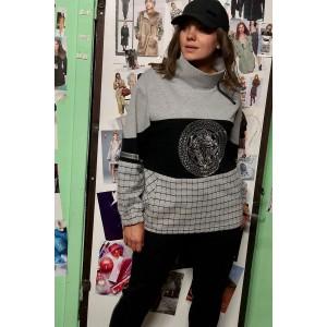 RUNELLA 1421 Спортивный костюм (серый)